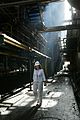 Baghdad South Power Station - October 2003 - engineer makes a site visit.jpg