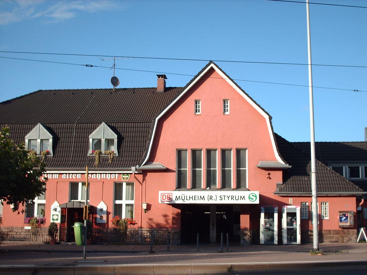 Mülheim Köln Bahnhof