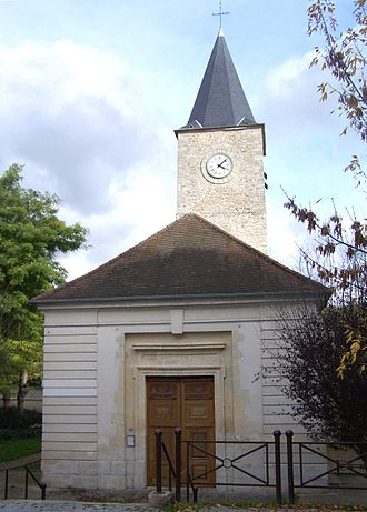 Bailly, Yvelines - Church