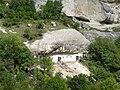 Bakhchisaray - rock house (2).JPG