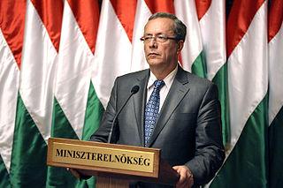 György Bakondi Hungarian lawyer