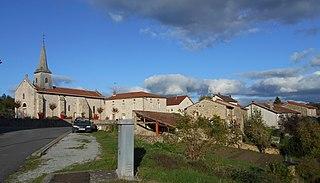 Balledent Commune in Nouvelle-Aquitaine, France