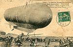 Ballon Dirigeable Anglais Nulli Secundus Vue avant.jpg
