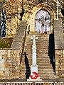 Bamford War Memorial - geograph.org.uk - 2171166.jpg