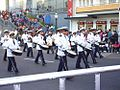 Banda Marcial da Escola Santa Catarina at the Praça Dante Alighieri, Caxias do Sul, Rio Grande do Sul, Brazil - 20060907.jpg