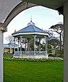 Bandstand, Gyllyngdune Gardens, Falmouth (3730514400).jpg