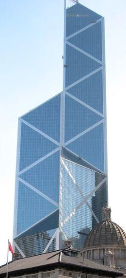 Tour De La Bank Of China Wikip 233 Dia