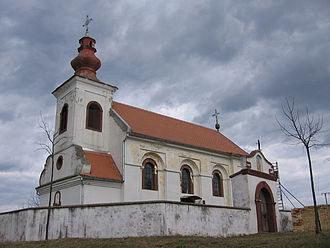 Banoštor - Serbian Orthodox church