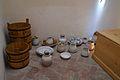 Banys de l'Almirall, utensilis per al bany al magatzem.JPG
