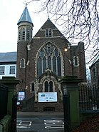 Baptist Church, Monmouth - geograph.org.uk - 648854