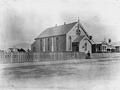 Baptist Church, Petone, exterior view. ATLIB 181249.png