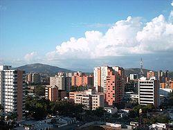 Buildings of Barquisimeto