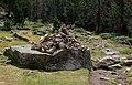 Barèges 65 Cairn GR10 près Aigues Cluzes 2012.jpg