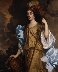 Barbara Villiers, Duchess of Cleveland (ca 1641-1709)