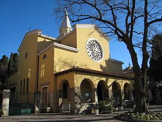 Barcola - Church in Barcola