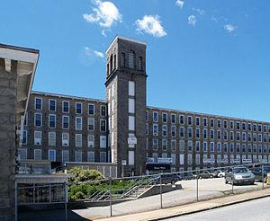 Barnard Mills - Image: Barnard Mill FR