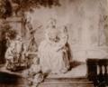 Baron Bernard-Frédéric de Turckheim et Lili née Schœnemann, sa fille Lili qui épousa plus tard Adrien Brunck de Freundeck, ses trois fils, Fritz, Charles, Guillaume,.png