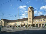 Estación de ferrocarril de Basilea (1910–1913)