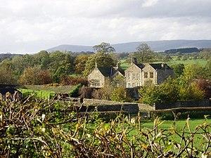 Bashall Eaves - Image: Bashall Hall geograph.org.uk 72307