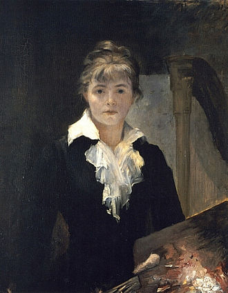 1880 in art - Image: Bashkirtseff