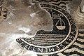 Basilica di San Savino (Piacenza), mosaico con segni zodiacali entro medaglioni, prima metà del secolo xii 13.jpg