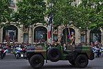 Bastille Day 2015 military parade in Paris 09.jpg