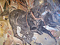 Battaglia di isso, prob. copia di opera del IV sec ac di philoxenos d'eretria, 125-120 ac ca. da casa del fauno a pompei, 10020, 11.JPG