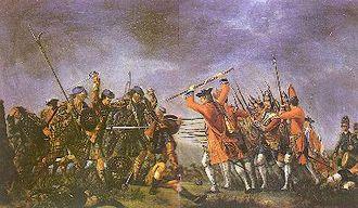 Ewen MacPherson of Cluny - Battle of Culloden