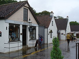 Baxters - Baxters Highland Village Visitor Centre