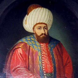 """Hafsa Hatun - The husband of """"Hafsa Hatun"""", Sultan Bayezid I."""
