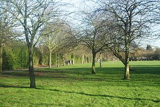 Beckenham Place Park - Image: Beckenham Place Park