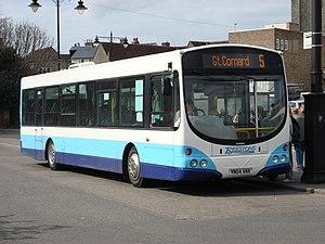 Wright Solar - Image: Beestons Bus Sudbury 5