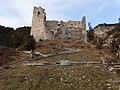 Belfort Castle as seen from South.JPG