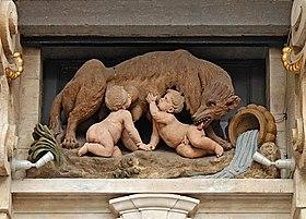Romulus et Rémus — Wikipédia