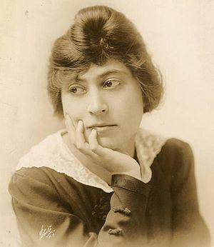 Belle Mitchell - Belle Mitchell in 1915