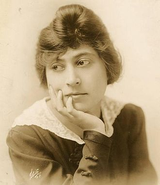 Belle Mitchell - Belle Mitchell in 1915