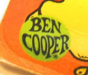 Ben Cooper, Inc. - Image: Ben Cooper logo 1979