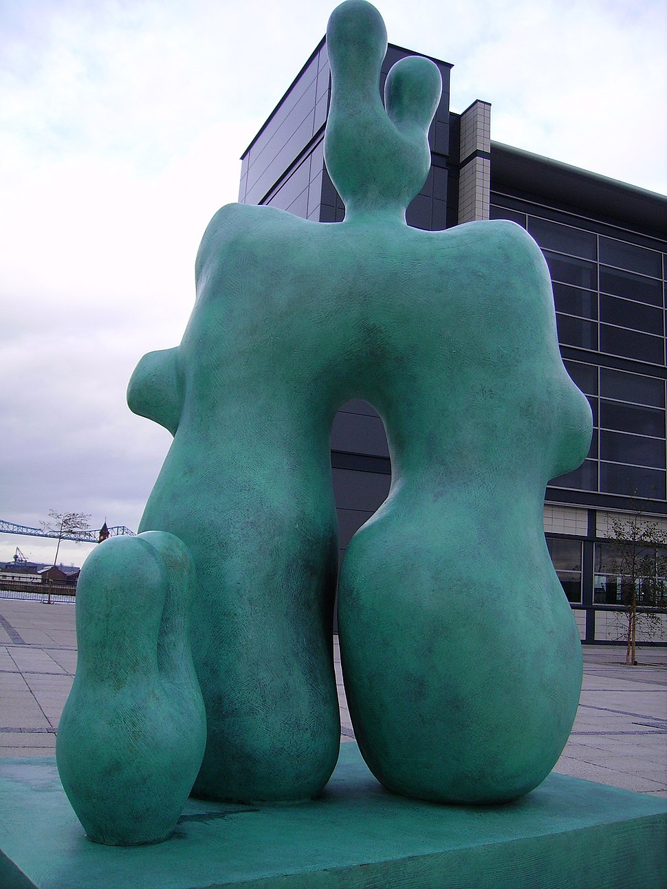 Benedict Carpenter Middlesbrough sculpture