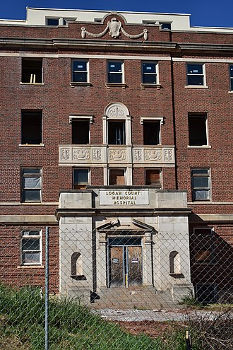 National Register of Historic Places listings in Logan County, Oklahoma - Image: Benedictine Heights Hospital