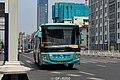 Bengbu Bus No.105 at 3rd People's Hospital Station.jpg