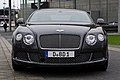 Bentley Continental GT (II) – Frontansicht, 5. April 2012, Düsseldorf.jpg