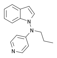Besipirdine structure.png