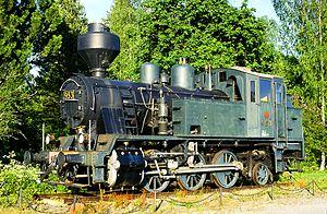 0-6-2 - Class Vr2 at Haapamäki, Finland