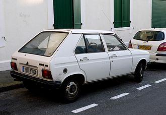 Peugeot 104 - Peugeot 104 (France)