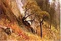 Bierstadt Albert Landscape Study Yosemite California.jpg