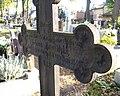 Bierun cemetery German iron cross.jpg