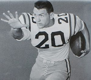 LSU Tigers football - Billy Cannon