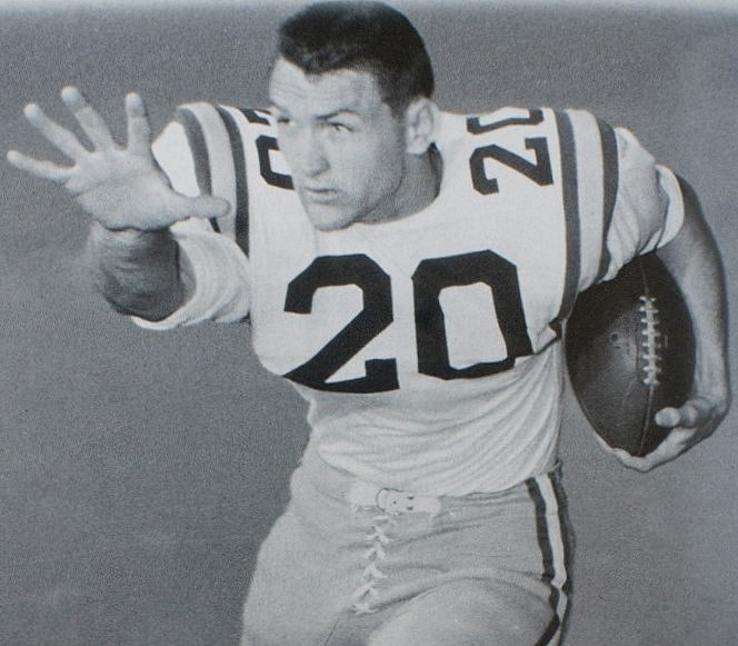 Billy Cannon at LSU