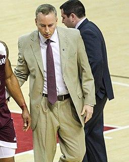 Billy Kennedy (basketball) American basketball coach