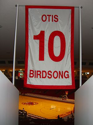 Houston Cougars men's basketball - Image: Birdsong